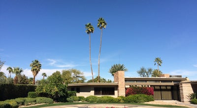Photo of Historic Site Twin Palms, Frank Sinatra House at 1148 E Alejo Rd, Palm Springs, CA 92262, United States