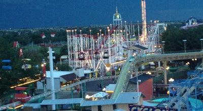 Photo of Theme Park Wonderland Amusement Park at 2601 Dumas Dr, Amarillo, TX 79107, United States