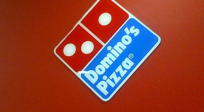 Photo of Pizza Place Domino´ s Pizza Molino at Guatemala