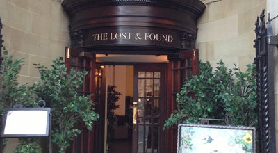 Photo of Cocktail Bar The Lost & Found at 8 Bennetts Hill, Birmingham B2 5RS, United Kingdom