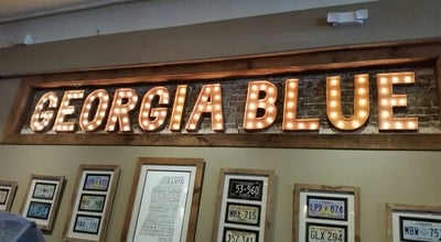 Photo of American Restaurant Georgia Blue at 107 S Railroad Ave, Brookhaven, MS 39601, United States
