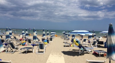 Photo of Beach Hosvy at Civitanova Marche, Italy