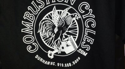 Photo of Motorcycle Shop Combustion Cycles at 911 E Trinity Ave, Durham, NC 27704, United States