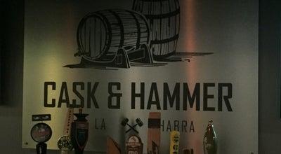 Photo of Bar CASK & HAMMER at 334 N Harbor Blvd, La Habra, CA 90631, United States