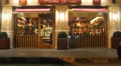 Photo of Italian Restaurant Porta D'oro at 30 Soliman Abaza St., Mohandessin, Egypt