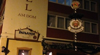 Photo of German Restaurant Paulaner am Dom at Domplatz 6, Frankfurt am Main 60311, Germany