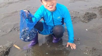 Photo of Beach 金田見立海岸潮干狩場 at 中島4416, 木更津市, Japan