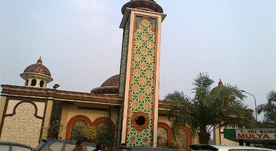 Photo of Mosque Masjid Rest Area KM 39 at Rest Area Km 39, Bekasi, Indonesia