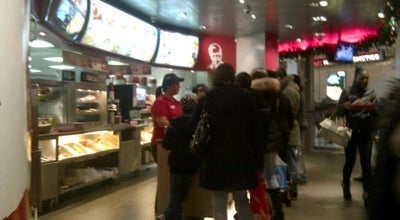 Photo of Fried Chicken Joint KFC at Winkelcentrum Zuidplein, Rotterdam 3083 BM, Netherlands