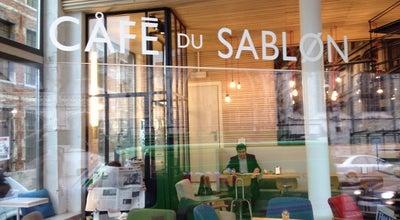 Photo of Coffee Shop Café du Sablon at Regentschapstraat 26 Rue De La Régence, Brussels 1000, Belgium