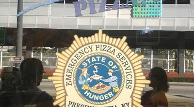 Photo of Pizza Place Precinct Pizza at 615 Channelside Dr, Tampa, FL 33602, United States