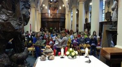 Photo of Church Onze-Lieve-Vrouw-Hemelvaart kerk at Hofstade-dorp, Aalst, Belgium