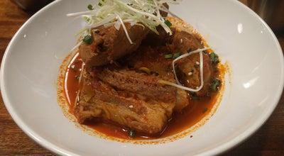 Photo of Korean Restaurant MEE at 5 Rue D'argenteuil, Paris 75001, France