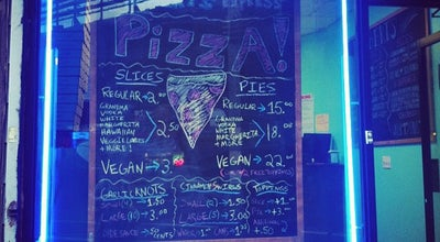 Photo of Pizza Place Norbert's Express at 4 Stuyvesant Ave, Brooklyn, NY 11221, United States