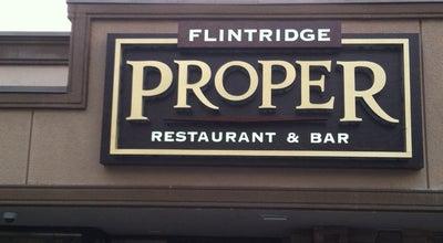 Photo of American Restaurant Flintridge Proper Restaurant and Bar at 464 Foothill Blvd, La Canada Flintridge, CA 91011, United States