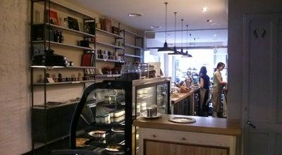 Photo of Cafe Nabucco Tiramisu at Plaça De La Vila De Gràcia, 8, Barcelona 08012, Spain