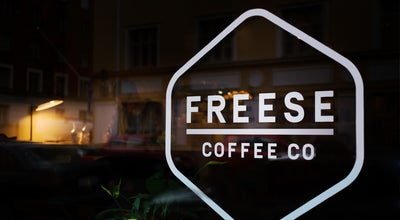 Photo of Cafe Freese Coffee Co. at Freesenkatu 5, Helsinki 00100, Finland