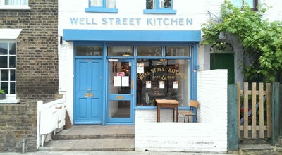 Photo of Restaurant Well Street Kitchen at 203 Well Street, London E9 6QU, United Kingdom