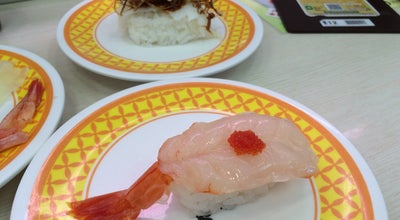 Photo of Sushi Restaurant 魚べい アークプラザ新潟店 at 中央区姥ヶ山61-1, Niigata 950-0923, Japan