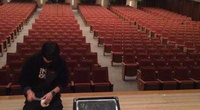 Photo of Theater 福島市公会堂 at 松木町1-7, 福島市 960-8018, Japan