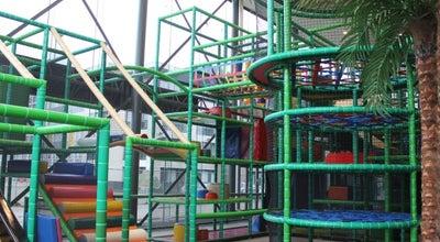 Photo of Playground Monkey Town at Tramsingel 48, Breda 4814 AC, Netherlands