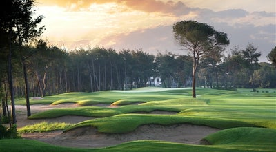 Photo of Golf Course Montgomerie Maxx Royal at İskele Mevkii, Turizm Caddesi, Belek 07506, Turkey