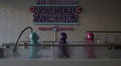 Photo of Ice Cream Shop The Fabulous Frozen Factory at Río Rosas 385, San Pedro Garza Garcia, Mexico