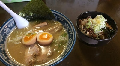 Photo of Ramen / Noodle House 麺屋 創介 at 北進町4-1-18, 北見市 090-0052, Japan