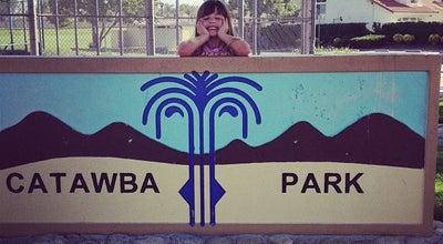 Photo of Park Catawba Park at 15804 Fiddleleaf Rd, Fontana, CA 92337, United States