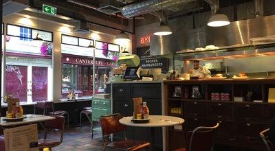 Photo of Burger Joint Byron - Proper Hamburgers at 45 Burgate, Canterbury CT1 2HW, United Kingdom