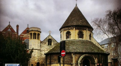 Photo of Church Church of the Holy Sepulchre (The Round Church) at Bridge St, Cambridge CB2 1UB, United Kingdom