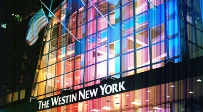 Photo of Hotel The Westin New York at 270 W 43rd St, New York, NY 10036, United States