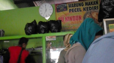 Photo of Breakfast Spot Pecel Kediri Bu Hindun at Jl. A. Yani (asmara), Ungaran, Indonesia