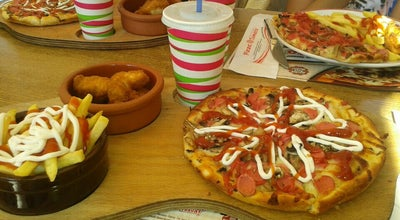 Photo of Burger Joint Pizza Tomato Menderes at Turkey