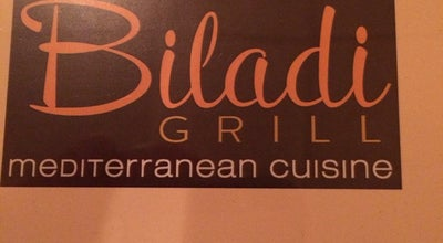 Photo of Mediterranean Restaurant Biladi Grill at 77 Main St, Madison, NJ 07940, United States