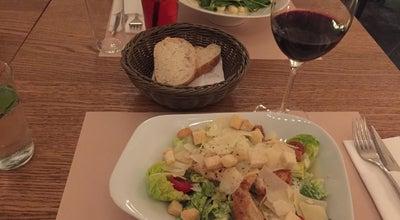 Photo of Italian Restaurant La Mia at Lerchenfelderstr. 13, Vienna, Austria