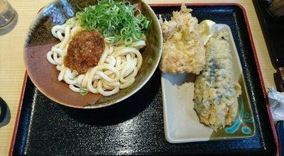 Photo of Food セルフうどん桃山亭 当新田店 at 南区当新田127-1, 岡山市, Japan