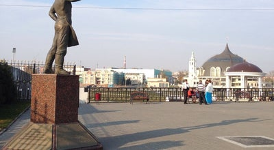 Photo of Monument / Landmark Памятник Левше at Советская Ул., 2, Tula, Russia