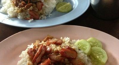 Photo of Thai Restaurant ข้าวหมูแดงหมูแดงหงษ์ไชย at กันตังซอย 1 ต.ทับเที่ยง, Kantang, Thailand