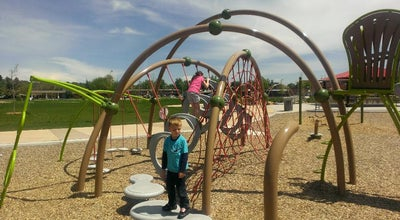 Photo of Playground Wolff Park at 8475 W 57th Ave, Arvada, CO 80002, United States