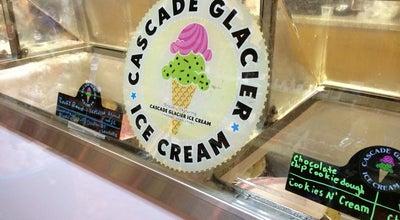 Photo of Ice Cream Shop Cascade Glacier Ice Cream at Oceanside, CA, United States