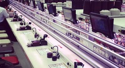 Photo of Sushi Restaurant 魚べい 渋谷道玄坂店 at 道玄坂2-29-11, 渋谷区 150-0043, Japan