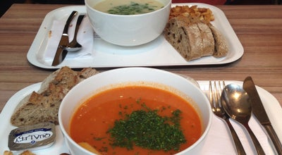 Photo of Soup Place Soup'r at Sint-niklaasstraat 9, Gent 9000, Belgium