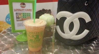 Photo of Tea Room Jelly G Thai Milk Tea at Robinsons Metro East, Pasig City, Philippines