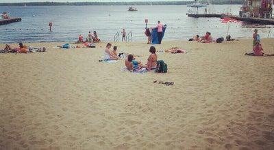 Photo of Beach Seebad Friedrichshagen at Müggelseedamm 216, Berlin 12587, Germany