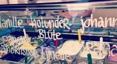 Photo of Ice Cream Shop Delzepich Eis at Winterhuder Weg 67, Hamburg 22085, Germany