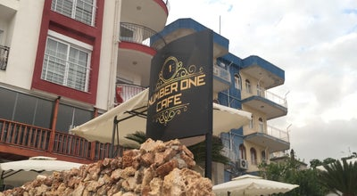 Photo of Cafe Number One Cafe&bistro at Antalya/serik 07500, Turkey