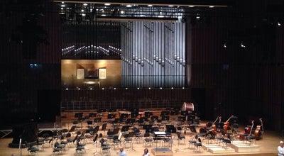 Photo of Concert Hall Filharmonia Łódzka at Łódź, Poland