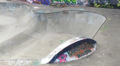 Photo of Skate Park Gamlebyen Skatepark at Oslo, Norway