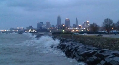 Photo of Park Edgewater Park at 7800 Cleveland Memorial Shoreway, Cleveland, OH 44102, United States